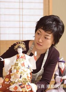 博多人形師 緒方恵子