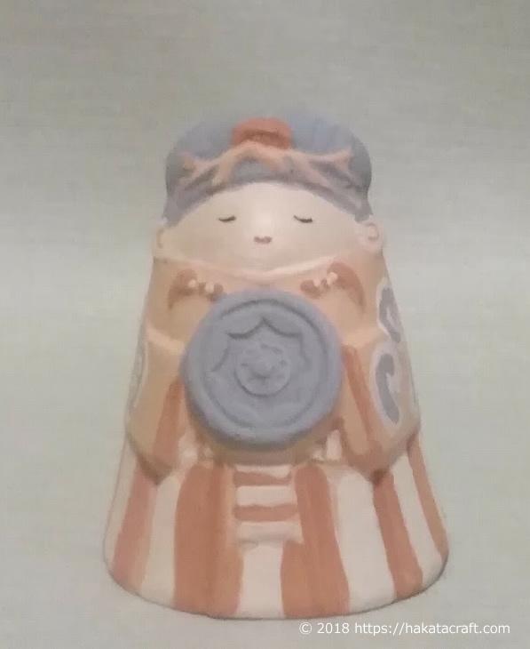 博多人形師 緒方恵子の作品