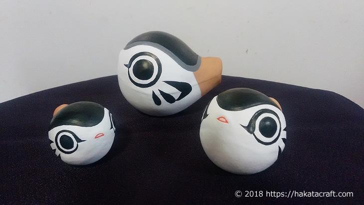 下関の亀山八幡宮で垣内敬一人形の販売・体験が行われます