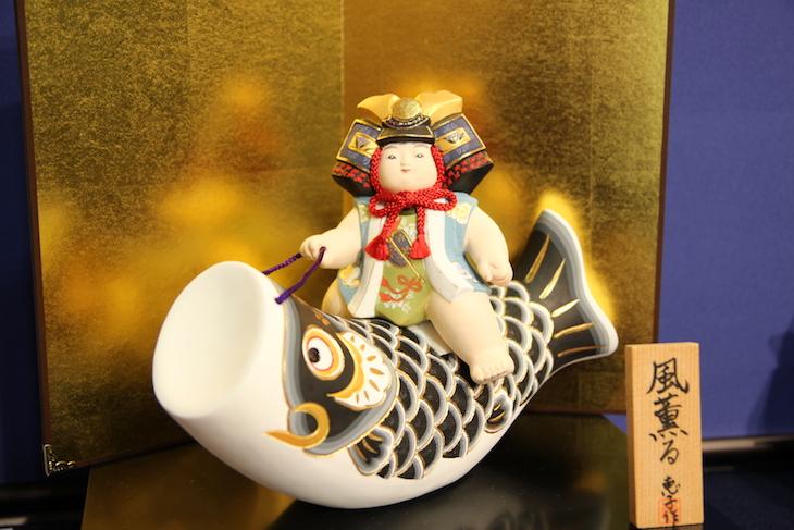 端午を祝う博多の伝統工芸品展